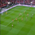 Benfica 3-[3] Shakhtar [4-5 on agg.] - Alan Patrick 71'