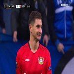 FC Porto 0-1 Leverkusen [1-3 on agg.] - Lucas Alario 10'