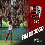 Flamengo have won the Recopa Sudamericana