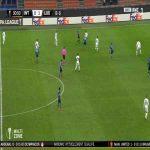Inter [1]-1 Ludogorets [3-1 on agg.] - Cristiano Biraghi 31'