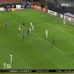 Inter [2]-1 Ludogorets [4-1 on agg.] - Romelu Lukaku 45'+4'