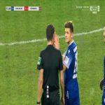 Karlsruhe 0-1 Nürnberg - Patrick Erras 74'