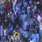 Al Fateh [3] - 2 Al-Wehda — Matias Aguirregarary 66' — (Saudi Pro League - Round 20)