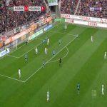 Augsburg [1]-2 Borussia Mönchengladbach - E. Löwen 57'