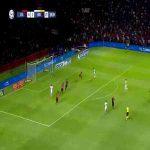 Colón 0-[3] Boca Juniors - Carlos Tevez 75'