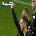 Górnik Zabrze 1-0 Pogoń Szczecin - Erik Jirka 20' (Polish Ekstraklasa)