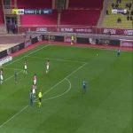 Monaco 1-[1] Reims - H. Kamara 58'