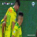River Plate 0-1 Defensa y Justicia - Juan Martín Lucero 23'