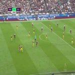 West Ham [3]-1 Southampton: Antonio