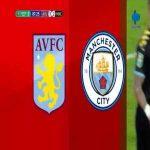 Aston Villa 1-2 Manchester City: Bravo's reflex save 87'