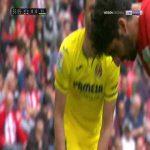 Athletic Club 1-0 Villarreal - Raul García 56' Penalty