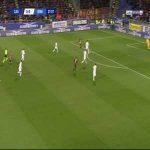 Cagliari 1-0 Roma - João Pedro 28'