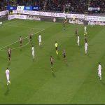 Cagliari 1-[2] Roma - N. Kalinić 41' (assist by Mkhitaryan)