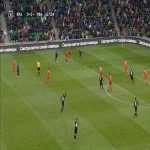 FC Krasnodar 1-0 Ufa - Marcus Berg 68'