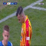 Lecce 0-1 Atalanta - G. Donati OG 17'