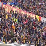 Lecce [1]-2 Atalanta - Saponara 29'