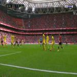 Sergio Asenjo (Villarreal) Penalty save against Iñiaki Williams (Athletic Club) 66'