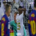 Ter Stegen incredible save vs Real Madrid.