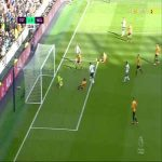 Tottenham 1-0 Wolves: Bergwijn