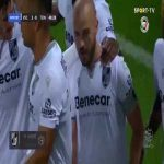 Vitoria Guimaraes 2-0 Tondela - Andre 41'