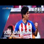 Chivas [1] - 0 Leon (J. Macías 58')