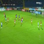 Santa Clara 0-1 FC Porto - Wilson Manafa 37'