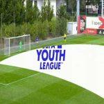 Benfica U19 2-0 Liverpool U19 - Tiago Dantas penalty 22'