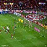 Internacional [1]-0 Universidad Católica - Paolo Guerrero 62'