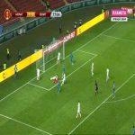 Akhmat Grozny 1-[1] Zenit - Emiliano Rigoni 78'