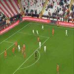 Antalyaspor 0-1 Alanyaspor - Junior Fernandes 90'+3'