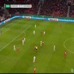 Leverkusen [1]-1 Union Berlin - Karim Bellarabi 72'