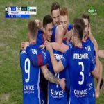 Piast Gliwice 1-0 Arka Gdynia - Piotr Parzyszek 29' (Polish Ekstraklasa)