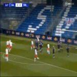 RB Salzburg U19 1-0 Derby U19 - Nicolas Seiwald free-kick 3'