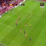Spartak Moscow 2-[2] CSKA Moscow - Ilzat Akhmetov 45'+1'