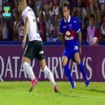 Tigre (ARG) 0 - [2] Palmeiras (BRA) - William 64' | Copa Libertadores