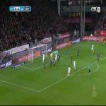Utrecht 1-0 Ajax - Sander van de Streek 33'