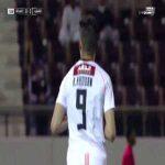 Al Shabab [3] - 0 Al Adalh — Abdullah Al-Hamddan 71' — (Saudi Pro League - Round 21)
