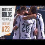 All goals - Portuguese league 2019/2020 - week 23