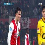 Feyenoord [6]-1 NAC Breda | Steven Berghuis 52' Penalty