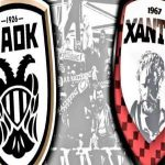 PAOK Thessaloniki was penalized 7 points in the Championship for common shareholding with another first division club, Xanthi(who was penalized 12), the disciplinary committee of the Greek League announced on Thursday.