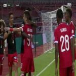 Al-Wehda [3] - 1 Damac — Luisinho 80' — (Saudi Pro League - Round 21)