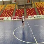 Futsal's Falcao shows off skills