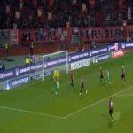 Nurnberg 0-2 Hannover - Linton Maina 27'