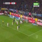 Paderborn 0-1 FC Koln - Jorge Mere 28'