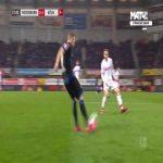 Paderborn [1]-2 FC Koln - Dennis Srbeny 73'