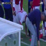 Abha [2] - 0 Al-Taawoun — Amine Atouchi 79' — (Saudi Pro League - Round 21)
