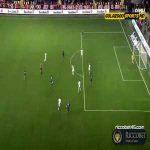 Anthony Nwakaeme (Trabzonspor) disallowed goal vs. Gaziantep FK 90'+2'