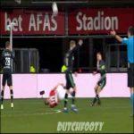 AZ Alkmaar [1]-0 ADO Den Haag | Teun Koopmeiners 13' Penalty