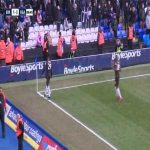 Birmingham City 1-[3] Reading: Pele