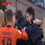 Chrobry Głogów [3]-1 GKS Tychy - Robert Mandrysz 58' (Polish I liga)
